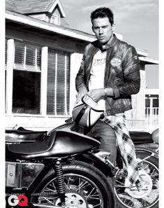 Channing Tatum shows you how to wear the rugged look Channing Tatum, Thalia, Z Cam, Magic Mike, Dear John, Hommes Sexy, Raining Men, Wild Ones, Gorgeous Men