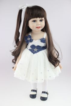 soft gentle touch 18inches American girl doll Journey Girl Dollie