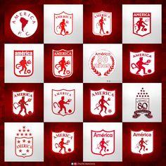Escudos del América de Cali , a través de la historia Boyfriend Gifts, Entertaining, Holiday Decor, Liverpool, Weed, Cards, Soccer, Happy, Love
