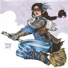 Critical Role Fan Art Gallery – Of Battle And Ink   Geek and Sundry