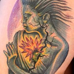 """From the second challenge """"beauty and strength"""" #jmichael #jmichaeltaylor #jmichaeltattoos #tattooshows #tattootitans"""