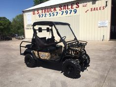 Used 2013 Bad Boy Off Road AMBUSH ATVs For Sale in Texas. <ul><li>4WD Gas/Electric Hybrid has the best of both worlds</li><li><b>ALL NEW BATTERYS FOR GAS & ELECTRIC MOTORS</b></li><li>Rides great with a four-wheel independent suspension</li><li>Tires are in good shape at 60% tread</li><li>Seats have no damage or bad spots</li><li>No body damage and overall very clean</li><li>Two Forward-Facing Seats and Two Rear-Facing Seats that Convert into a Cargo Deck</li><li>WARN Vantage 3000 winch…