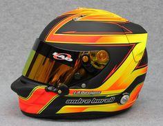 Andre Borell - Arai GP-5 by LA Designs