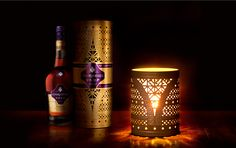 Check Out This Limited Edition Courvoisier Gift Pack — The Dieline   Packaging & Branding Design & Innovation News