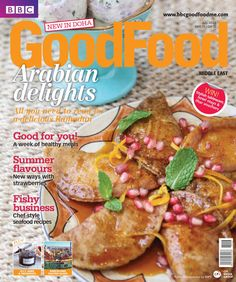 BBC Good Food ME - 2013 July