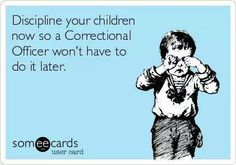 Correctional officer humor