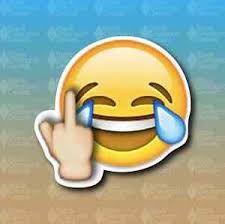 Image result for middle finger emoji