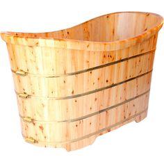 """Found it at Wayfair - 63"""" x 28"""" Soaking Bathtub"""