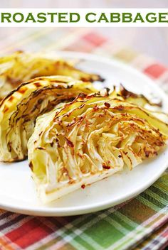 Roasting cabbage ele