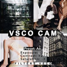 Image result for a6 vsco feed