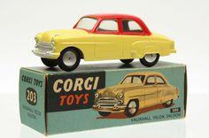Vauxhall Velox Saloon Vintage Toys, Retro Vintage, Corgi Toys, Matchbox Cars, Metal Toys, Old Toys, Toy Boxes, Hot Wheels, Diecast