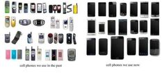 Evolution of mobile phones - MEME, Funny Pictures and LOL