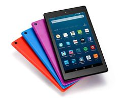 Amazon's new Fire HD 8 tablet starts at $90 will offer Alexa digital assistant