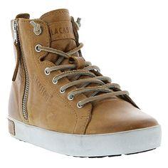 """Blackstone Shoes KL62 - Women's"" Lace Sneakers, White Sneakers, Sneakers Fashion, High Top Sneakers, White Shoes, Lace Up Shoes, White White, White Lace, Hiking Boots"