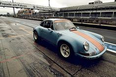 Gulf Vintage Porsche