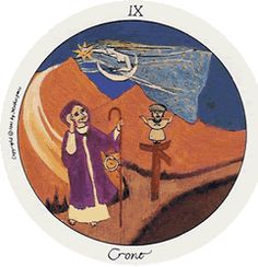 The Crone is normally called The Hermit in the majority of Tarot Card decks. The Crone is at a major crossroads in your life to help you find your way. Tarot Card Decks, Tarot Cards, The Hermit Tarot, Major Arcana, Archetypes, Deities, Intuition, Mythology, Painting