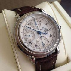 Maurice Lacroix Croneo Masterpiece watch #MauriceLacroix Swiss Watchmakers  #horlogerie @calibrelondon