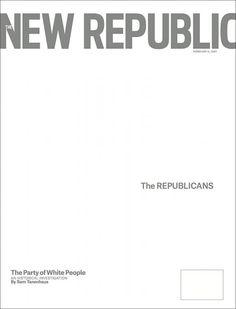 cover design | New Republic