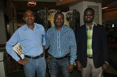 Nigerian filmmakers.