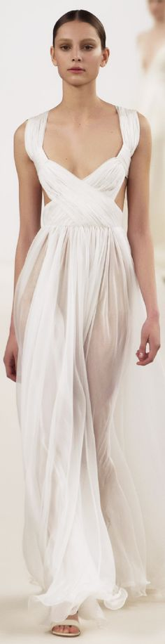Valentino Collection Spring 2015 Couture ~The Cut #GownItOn