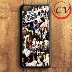 5sos Five Second Of Summer iPhone 5C Case