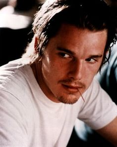 Ethan Hawke, Reality Bites days, also another douche. Jonathan Taylor Thomas, Ethan Hawke, Reality Bites, Pin Up Posters, Love Horoscope, Summer Of Love, Beautiful Men, Beautiful People, Feelings