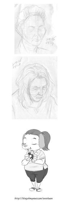 http://blog.ohmynews.com/overkwon/542030  iPad sketch pro 오버권 아이패드 스케치