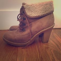 Jelly Pop winter boot Heels 3.5 inches. Platform 0.5 inch Shoes Ankle Boots & Booties