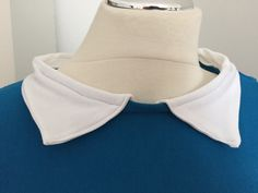 Jersey Dress Peter Pan Neck Blue Alice by mibaboku  #DIY #Beautiful #Howto #Tutorial on my website