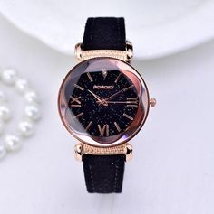 New Fashion luxury Brand Rose Gold Leather Watches Women, Ladies casual Dress Quartz wristwatch Reloj Mujer Relogio Feminino Stylish Watches, Luxury Watches, Watches For Men, Women's Watches, Watches Online, Cheap Watches, Ladies Watches, Black Watches, Gold Watches