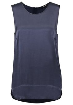 Bruuns Bazaar CHARLYY Bluzka dark blue