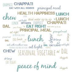 Ayurveda Lunch Tips  simplified. Authentic Ayurveda by Vaidya Tanya