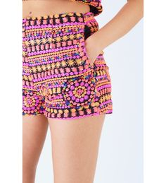 LYDC High Waisted Multi Coloured All Over Sequin Shorts Sequin Shorts, Sequin Dress, Boho Shorts, New Dress, Must Haves, Sequins, Clothes For Women, My Favorite Things, Color