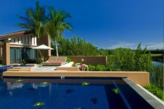 Over The Top Luxury- Pool Villa Luxury Package at Banyan Tree Mayakoba Riveria Maya- amazing sale for 5 nights from only $1350 per person includes breakfast, a 90 minute spa treatment and free wireless!