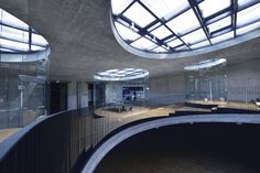Gallery of Cultural Center of EU Space Technologies / Dekleva Gregoric Arhitekti + SADAR + VUGA + OFIS architects + Bevk Perovic Arhitekti - 21