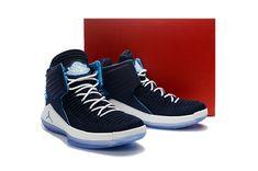 reputable site 461cf 89768 Jordans For Levný Nike Air Jordan 32 Ženy Námořnictvo Modrý Bílý
