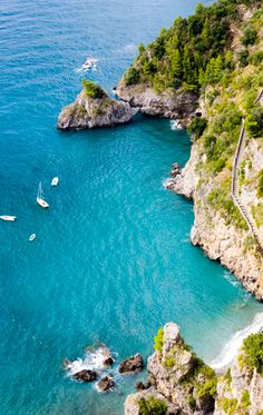 Italy honeymoons, Amalfi Coast