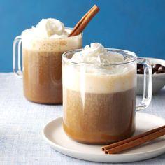 Inspired by: Starbucks' Caffe Mocha Starbucks Sweet Cream, Starbucks Vanilla, Starbucks Pumpkin Bread, Pumpkin Spice Latte, Tostadas, Iced Lemon Pound Cake, Morning Drinks, Coffee Recipes, Starbucks Recipes