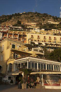 Buca di Bacco Restaurant, Beachside at Positano