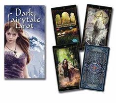 Dark Fairytale Tarot Deck: Amazon.de: Lo Scarabeo, Raffaele De Angelis: Englische Bücher