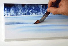 Learn How To Paint Landscapes