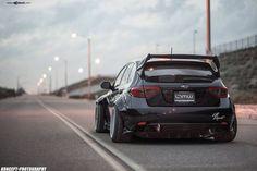 Subaru Widebody wrx