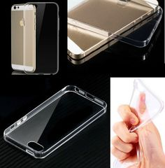 For iphone Case for apple iphone 7 6 6s plus 5s 5 SE 5c 4s 4 Ultra Thin Crystal Clear Transparent Soft Silicone TPU Case Cover