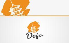 Modern Japanese Dojo Logo For Sale Logo Design Buy Logos Strong Logos Logos Logo Design Logo Inspirations Vector Logos Trendy Logos Modern Logos Stylish Logos