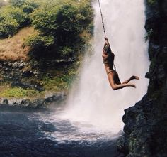 I hope whoever took this is using a Phone Lasso. That water looks awfully close...