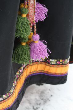 Beltestakk – Creative and inspired Folk Costume, Costumes, Tassel Necklace, Crochet Necklace, Band, Creative, Inspiration, Norway, Ethnic