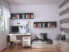 Teak Bedroom Decoration Furniture: Teen Bedrooms Decor – reisurso