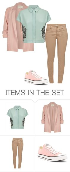 """Untitled #195"" by lunairefantome on Polyvore featuring art"