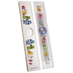Swatch French-Pack-(Wouaf) GK389PACK - 2002 Fall Winter Collection