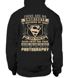 PHOTOGRAPHY COLORIST Cool Gifts JobTitle   Funny Photography T-shirt, Best Photography T-shirt